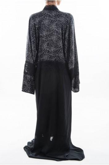 Dolce & Gabbana Women Stars Print Abaya - F6YH6T FSAGP