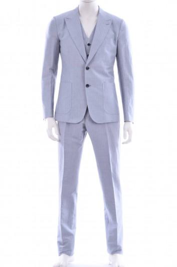 Dolce & Gabbana Men Suit - G1IOMT FR4AX
