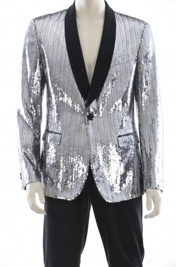 Dolce & Gabbana Men Smoking Jacket - G2MC3Z GED44