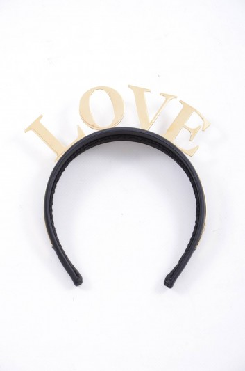 Dolce & Gabbana Women LOVE Headband - WHJ8S4 W1111