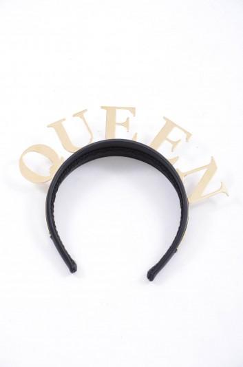 Dolce & Gabbana Women QUEEN Headband - WHJ8S6 W1111