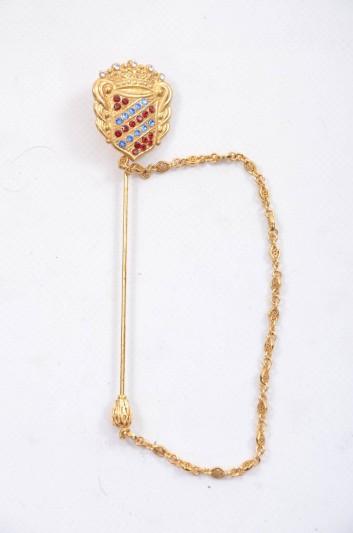 Dolce & Gabbana Men Brooch - WPJ5S3 W1111