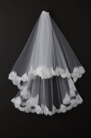 Dolce & Gabbana Women Wedding Veil - FS168A FLMFB