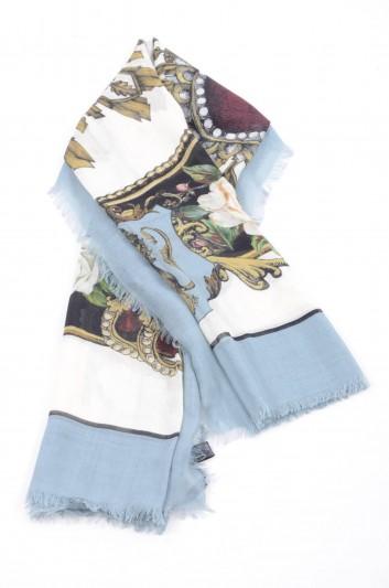 Dolce & Gabbana Women Leopard Print Foulard - GQ239E G2SBE