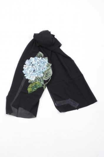 Dolce & Gabbana Women Hortensia Foulard - FS206A FU1AR