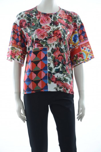 Dolce & Gabbana Top Mujer - F7M71T FPAR7