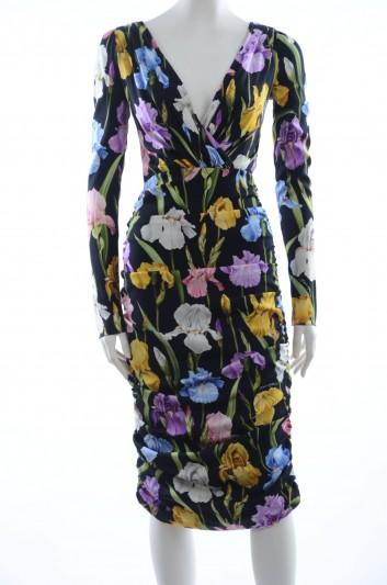 Dolce & Gabbana Vestido Medio Mujer - F6A2FT FSAWH