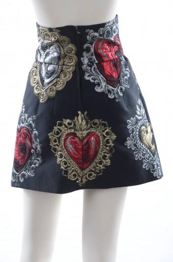 Dolce & Gabbana Minifalda Mujer - F4BBKT FJM7B