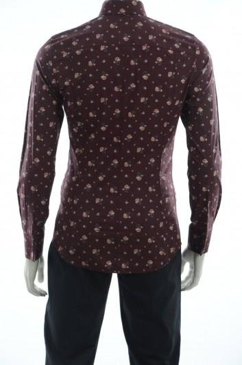 Dolce & Gabbana Men Long Sleeve Shirt - G5CJ9T FSEC2