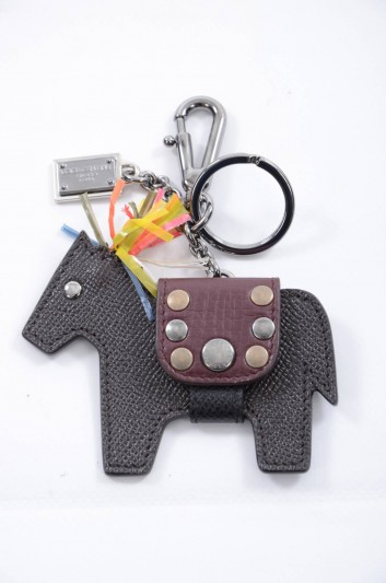 Dolce & Gabbana Men Horse Keyholder - BP2140 AP681