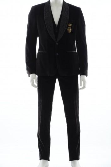 Dolce & Gabbana Men Suit - G1VAMZ FUWBN