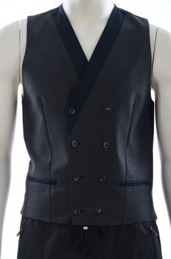 Dolce & Gabbana Men Vest - G7537T FU2SB