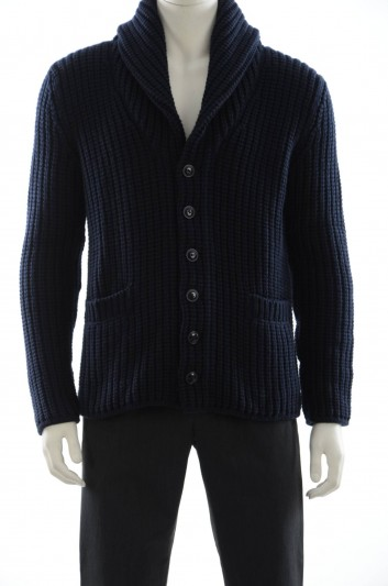 Dolce & Gabbana Men Buttoned Cardigan - GPC07K F64EE