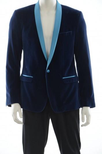 Dolce & Gabbana Men Turtleneck Jacket - G2IT7T FUVG7