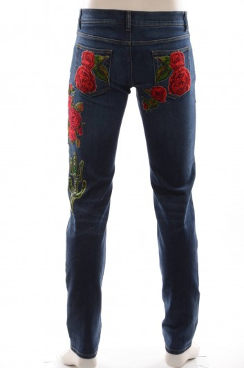 Dolce & Gabbana Men Denim Trouser - G6SJLZ G8T23