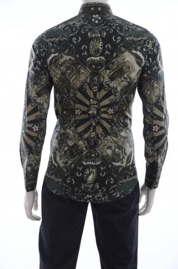 Dolce & Gabbana Men Long Sleeve Shirt - G5DM6T FP50N