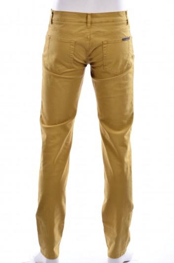Dolce & Gabbana Men 5 Pocket Logo Trouser - G6XOLT G8U94