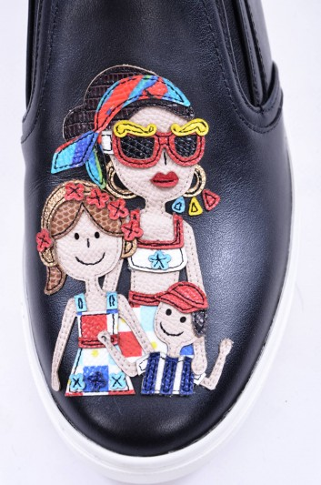 Dolce & Gabbana Zapatilla Mujer - CK0028 AI077