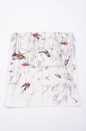 Dolce & Gabbana Women Printed Birds Foulard - IF634W G9003