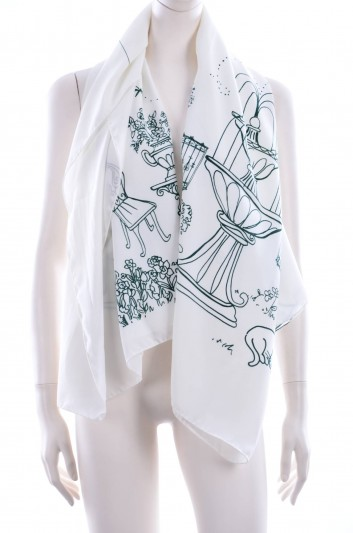 Dolce & Gabbana Pañuelo Estampado Mujer - II113W G9003