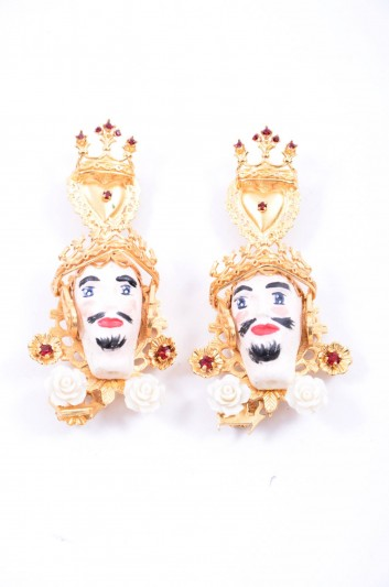 Dolce & Gabbana Pendientes Mujer - WEH4P1 W0001