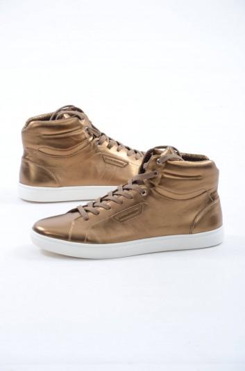 Dolce & Gabbana Sneakers Caña Alta Hombre - CS1402 AC955