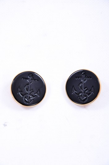 Dolce & Gabbana Pendientes Anclas Mujer - WEJ2A2 W0001