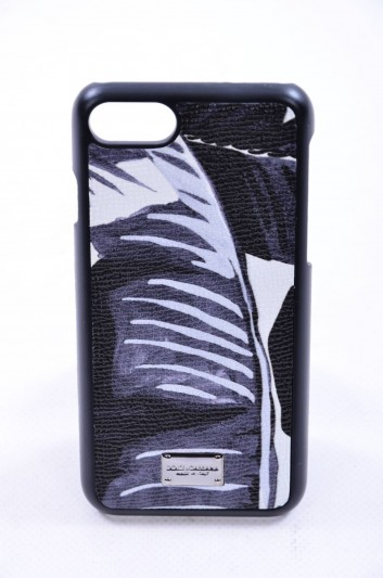 Dolce & Gabbana Funda Iphone 7/8 Placa Hombre - BP2235 AB059