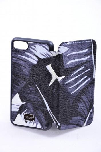 Dolce & Gabbana Funda Iphone 7/8 Placa Hombre - BP2239 AB059