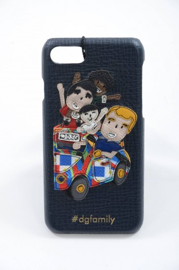 Dolce & Gabbana Funda Iphone 7/8 dgfamily Hombre - BP2237 AI065