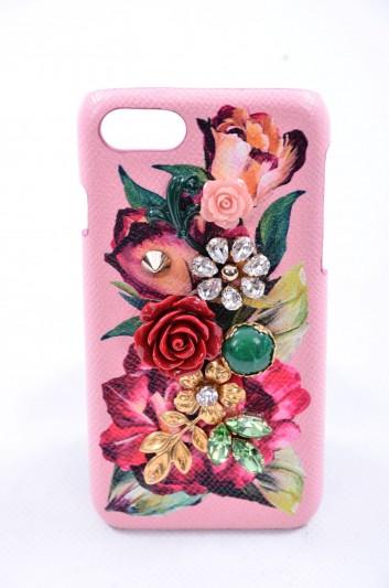 Dolce & Gabbana Funda Joya Iphone 7/8 Mujer - BI2263 AI552