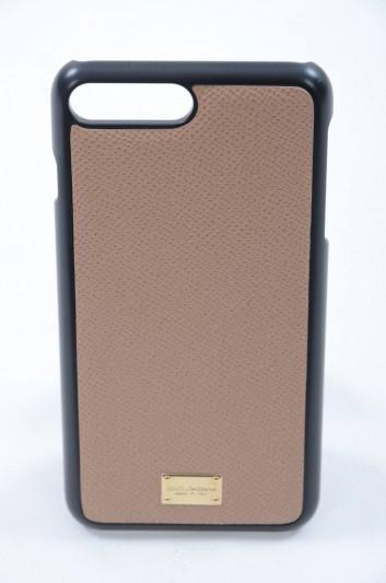 Dolce & Gabbana Funda Iphone 7/8 Placa Mujer - BI2236 A1001