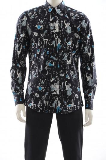 Dolce & Gabbana Men Long Sleeve Shirt - G5DY4T FS52W
