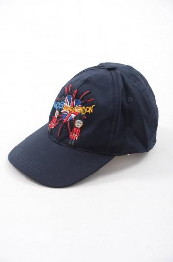 Dolce & Gabbana Men Rapper Hat - IH134M GEC08