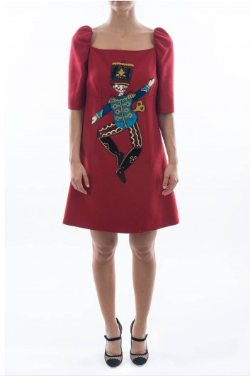 Dolce & Gabbana Women Mini Dress - F61C5Z FUBD2