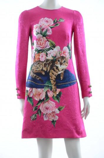 Dolce & Gabbana Vestido Medio Mujer - F66A8Z HPMMG