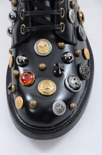 Dolce & Gabbana Men Ankle Boots - A60121 AI664