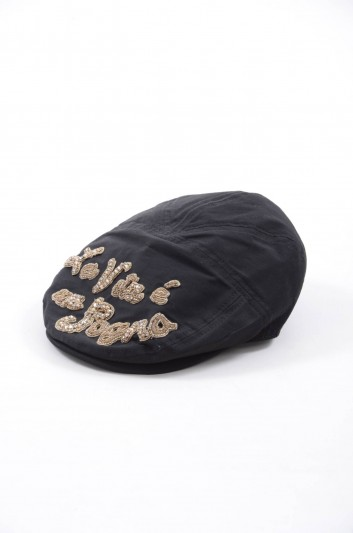 Dolce & Gabbana Men Flat Cap - GH578Z GE708