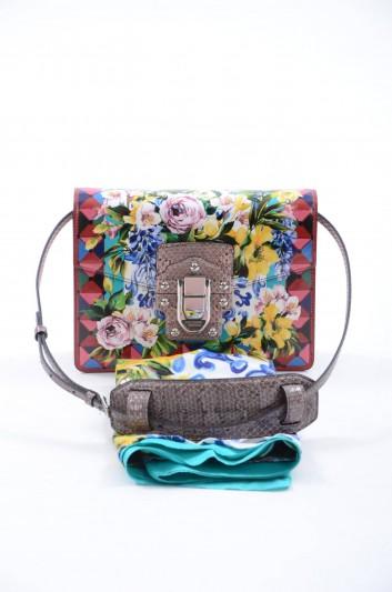 Dolce & Gabbana Bolso Mediano De Piel Mujer - BB6363 AM146