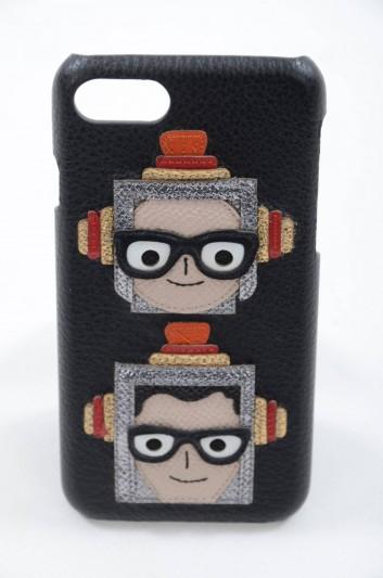 Dolce & Gabbana Funda Iphone 7/8 Mujer - BI2235 AI561