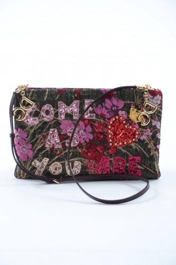 Dolce & Gabbana Bolso Mediano De Tela Mujer - BB6371 AM497