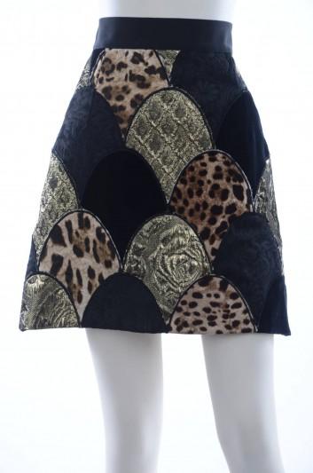 Dolce & Gabbana Minifalda Mujer - F4A5MT GDG88