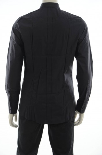 Dolce & Gabbana Men Long Sleeve Shirt - G5DM7T FU5GK