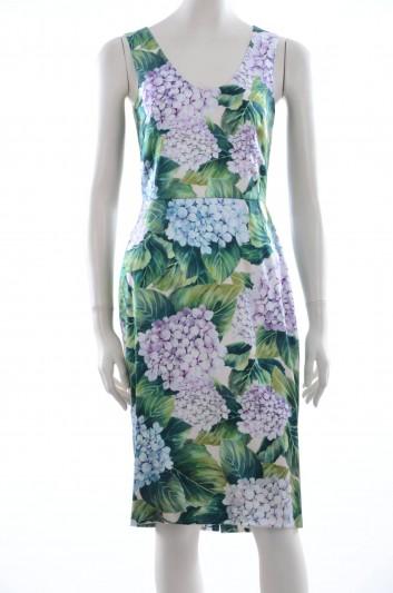 Dolce & Gabbana Vestido medio Mujer - F65U6T GDF75