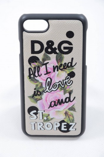 Dolce & Gabbana Funda Iphone 7/8 Mujer - BI2235 B1783