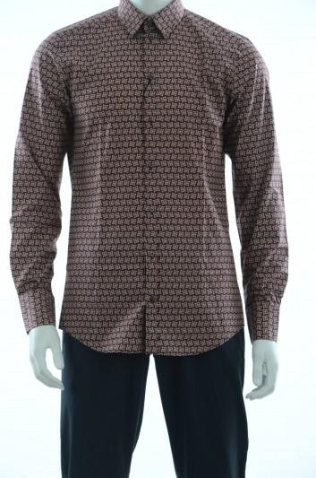 Dolce & Gabbana Men Long Sleeve Shirt - G5CX5T FS5TF