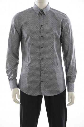 Dolce & Gabbana Men Long Sleeve Shirt - G5CX5T FS50D