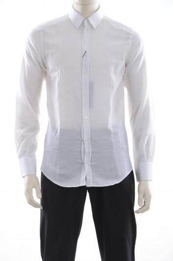 Dolce & Gabbana Men Long Sleeve Shirt - G5CX5T FB5KG