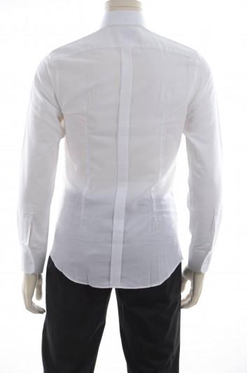 Dolce & Gabbana Camisa De Manga Larga Hombre - G5CX5T FB5KG