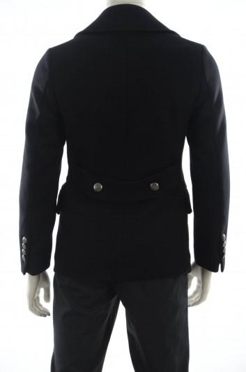 Dolce & Gabbana Men P-Coat - G0818T FUM2P